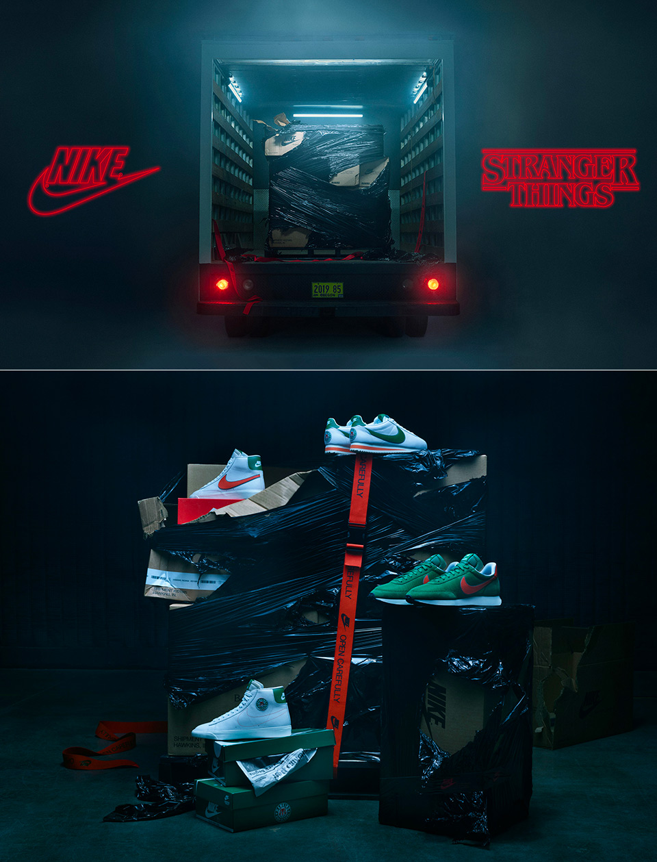 Nike Stranger Things