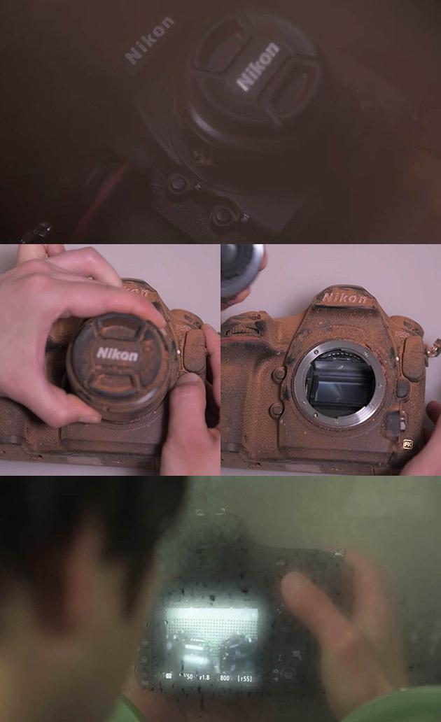 Nikon D850 Durability