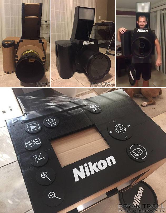 Nikon DSLR Costume