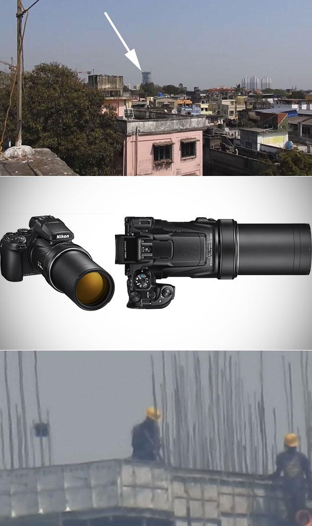 Nikon P1000 Zoom