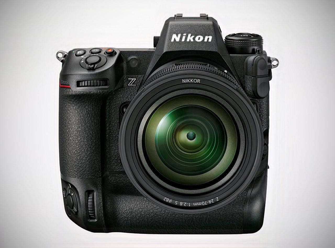 Nikon Z9 Full-Frame Mirrorless Camera
