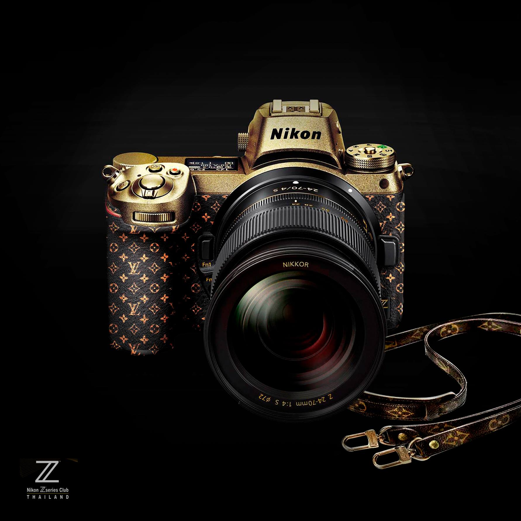 Nikon Z7 Louis Vuitton LV Edition
