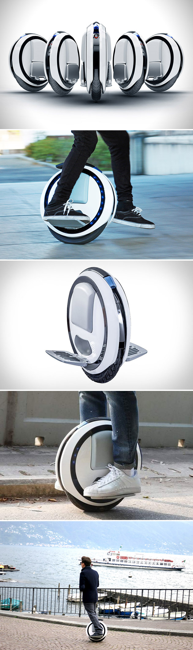Ninebot Electric Self-Balancing Unicycle