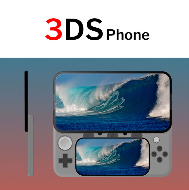 Nintendo 3DS Phone