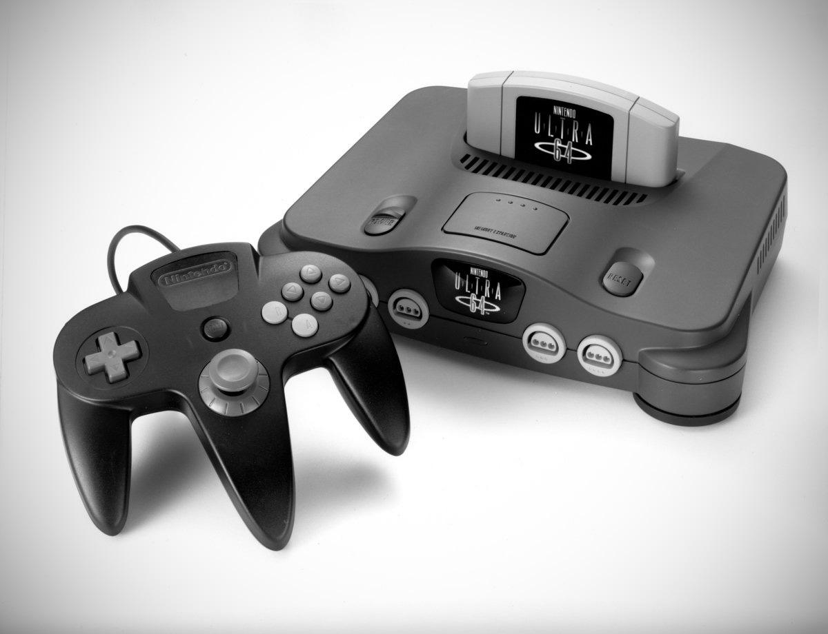 Nintendo 64 Controller Prototype