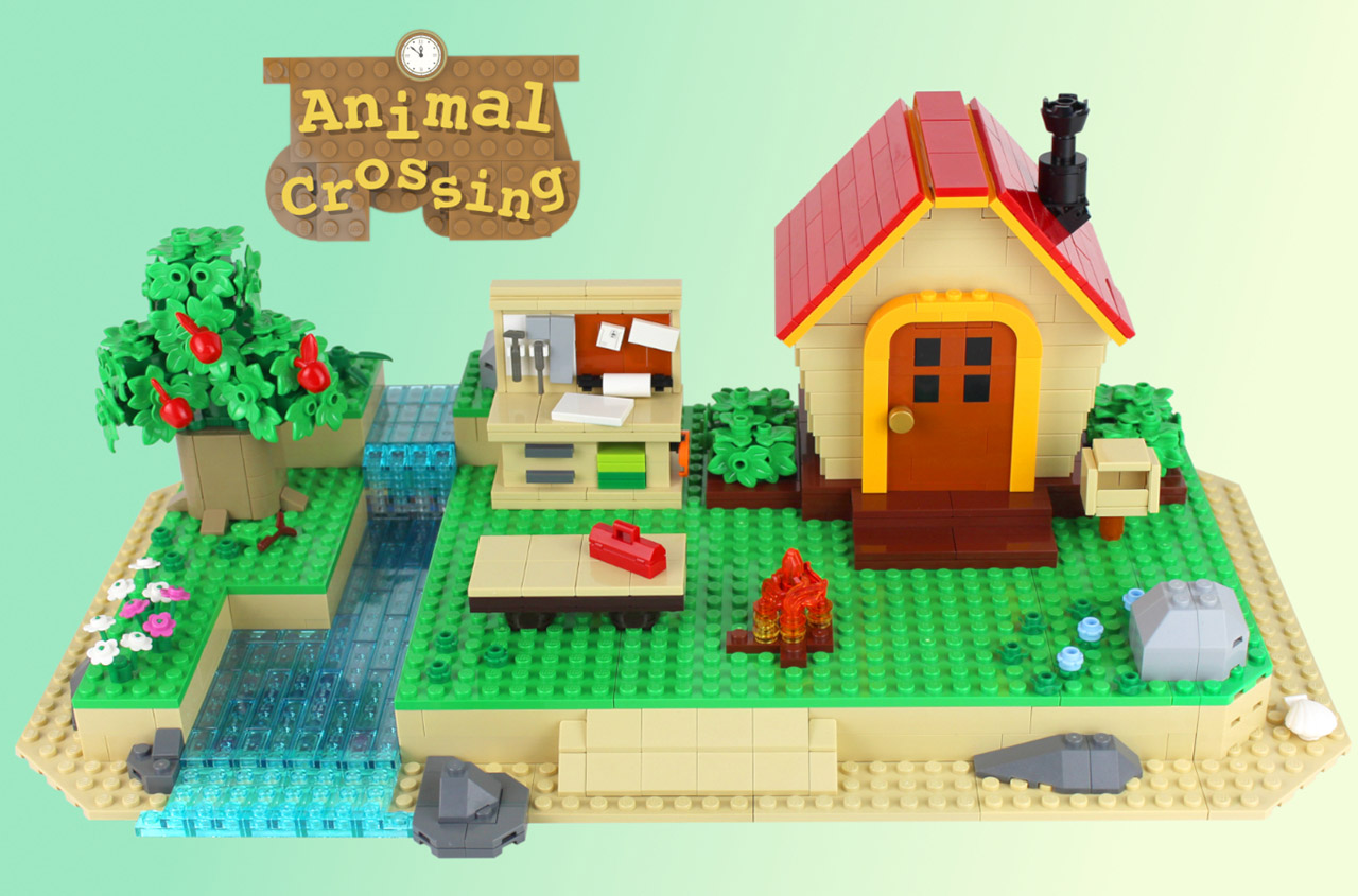 Nintendo Animal Crossing LEGO Ideas