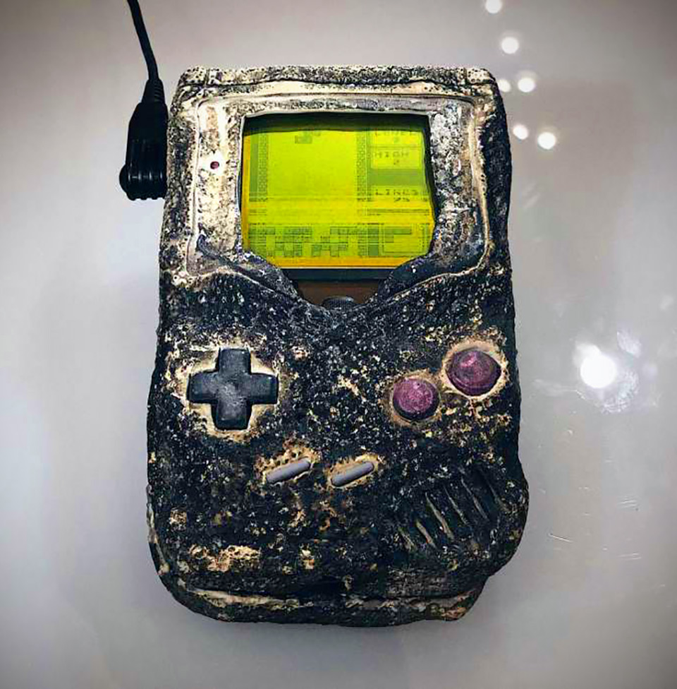 Nintendo Game Boy Gulf War