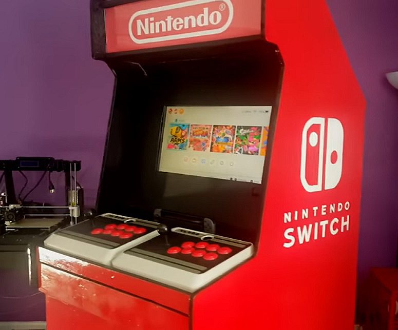 Nintendo Switch Arcade