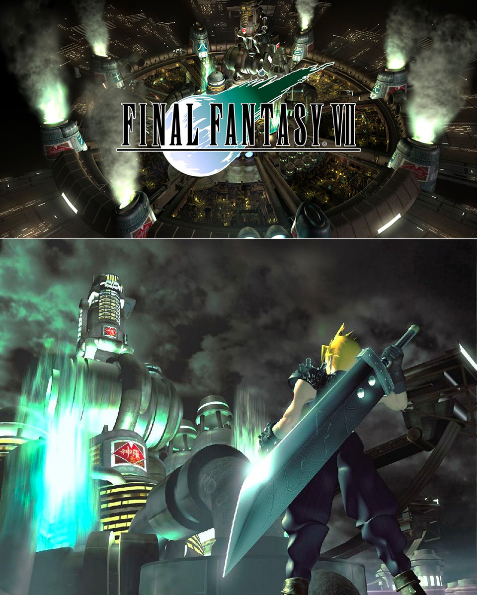 Nintendo Switch Final Fantasy VII