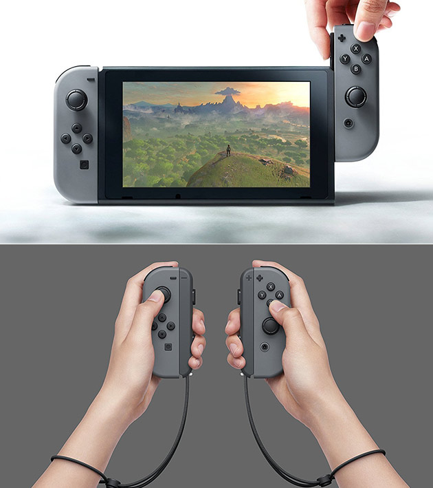Nintendo Switch Stock