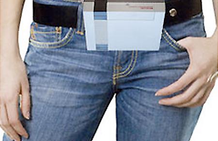 Nintendo Buckle