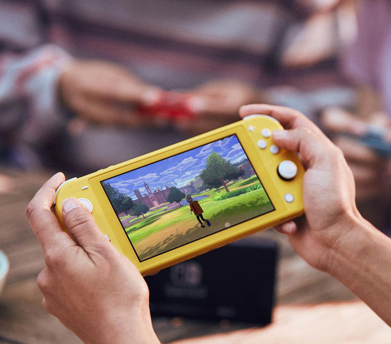 Nintendo Switch Lite Hands-On