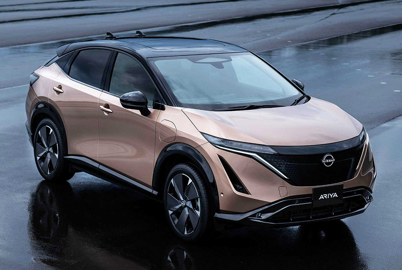 Nissan Ariya Electric Crossover