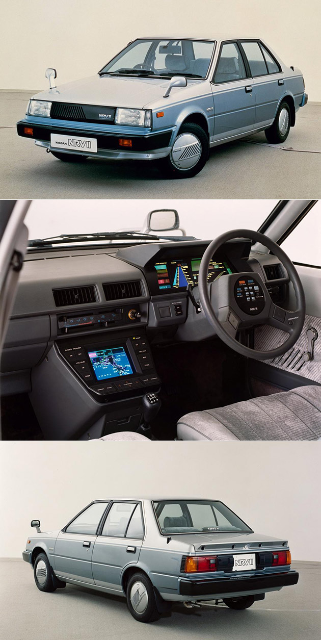 Nissan NRV II