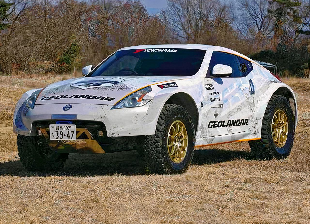 Nissan Z-Adventure 370Z Off-Road