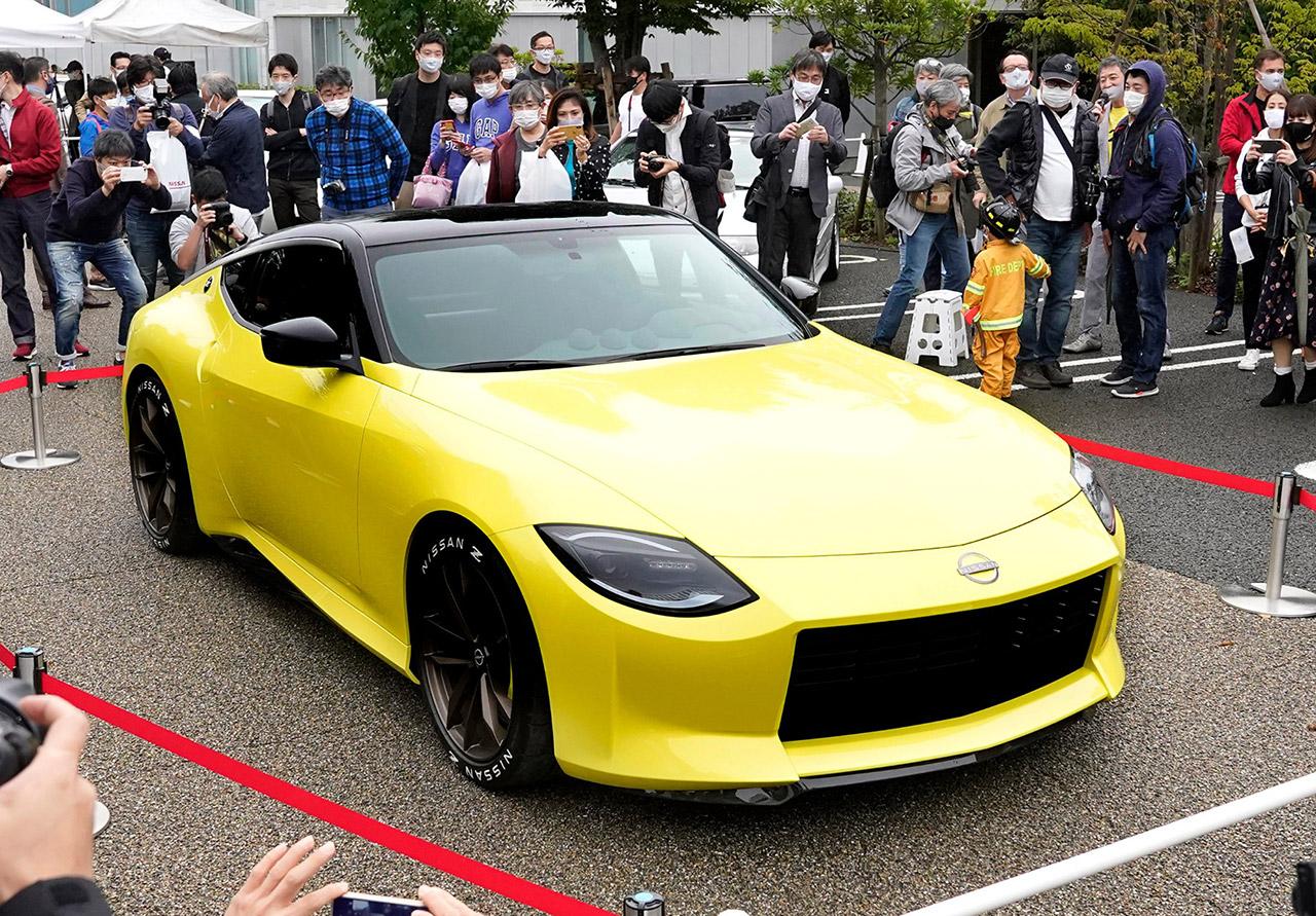 Nissan Z Proto Tokyo