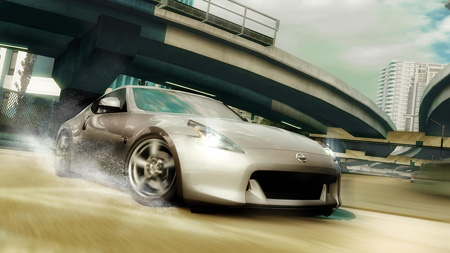 Nissan 370Z Need for Speed