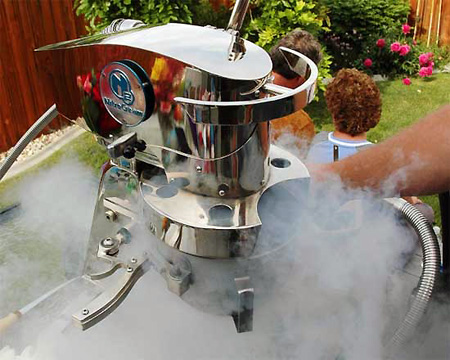 Nitrogen Machine For Ice Cream Nitrogen Ice Cream Maker