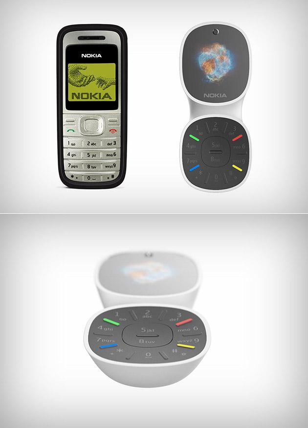 Nokia 1100 Retro Chic Edition