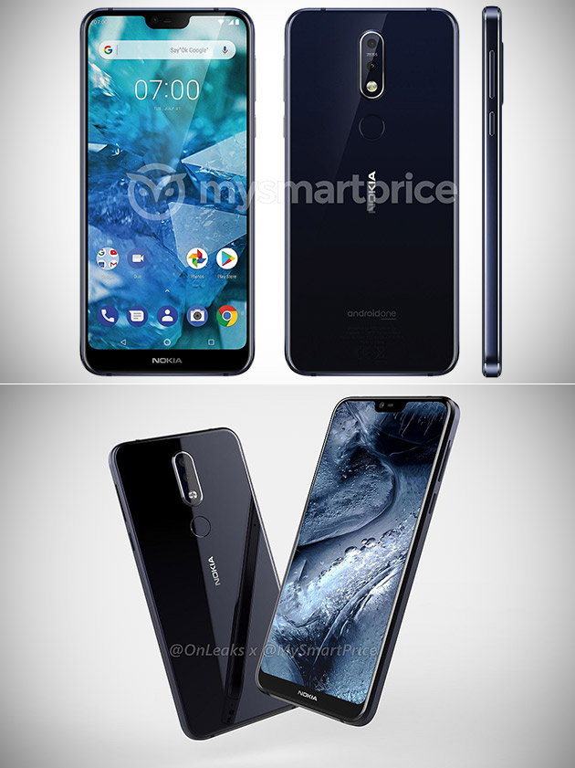 Nokia 7.1 Plus X7