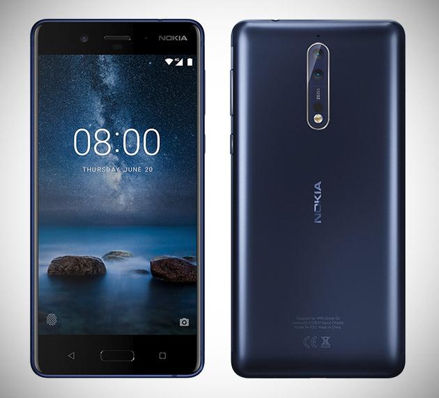 Leaked Nokia 8