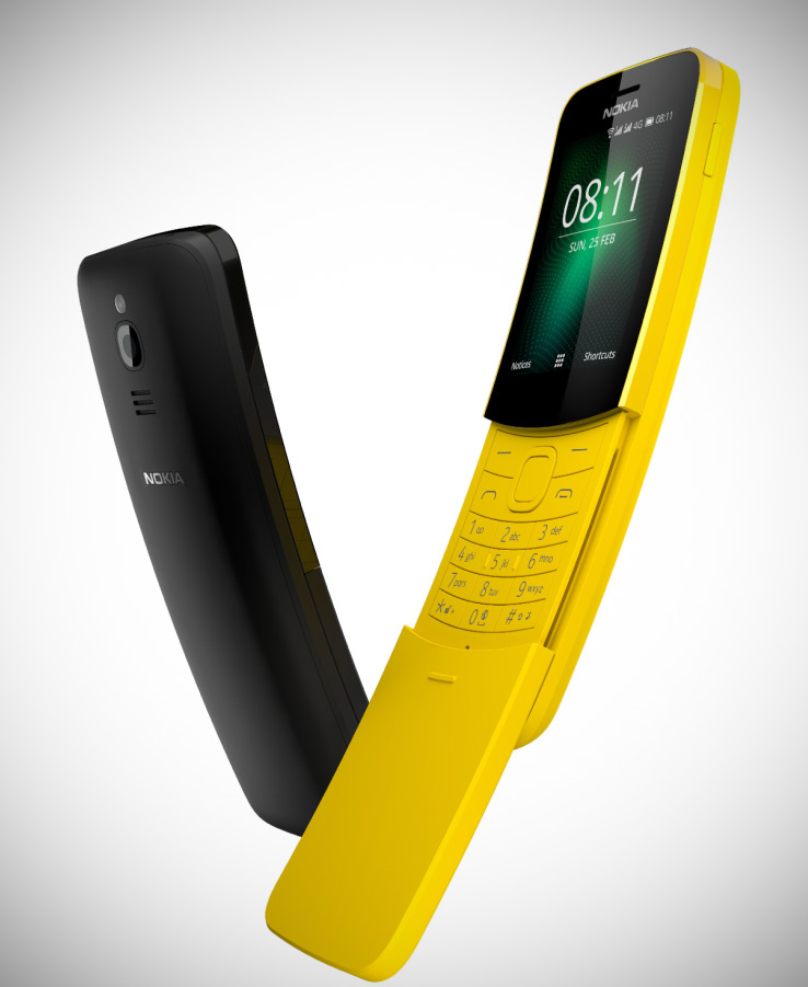 Nokia 8110 Matrix Phone