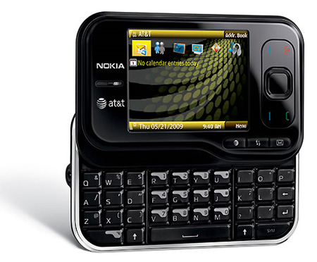 Nokia 6790 Surge the text friendly mobile phone
