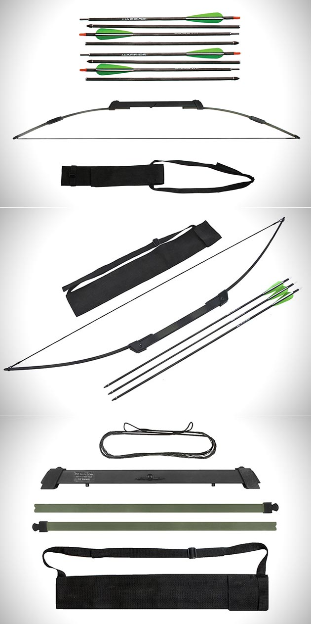 Nomad Survival Bow