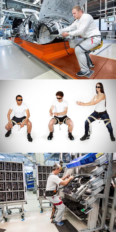 Noonee Chairless Chair