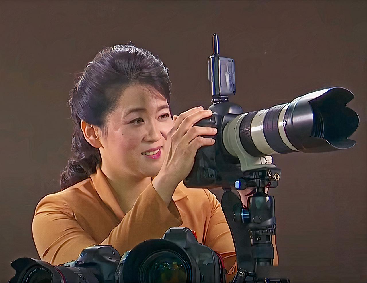 North Korea History of Camera