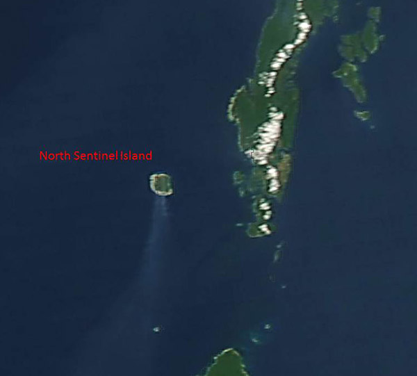 North Sentinel Island Looks Normal At First But It Still Baffles Researchers Techeblog