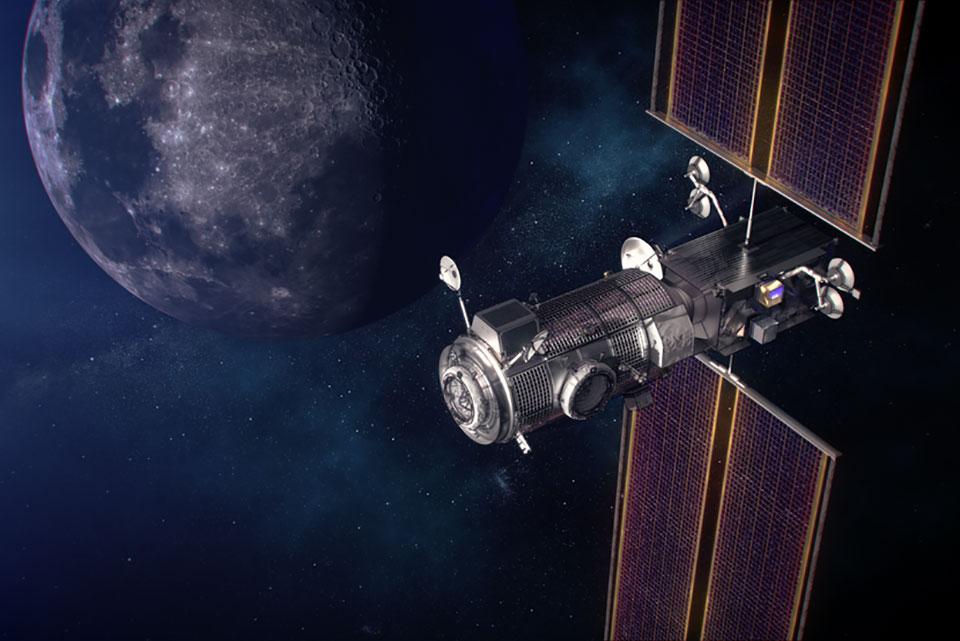 Northrop Grumman NASA Artemis Lunar Gateway