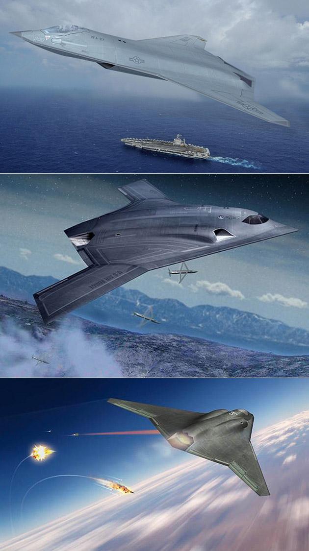 Northrop Grumman Stealth Bomber