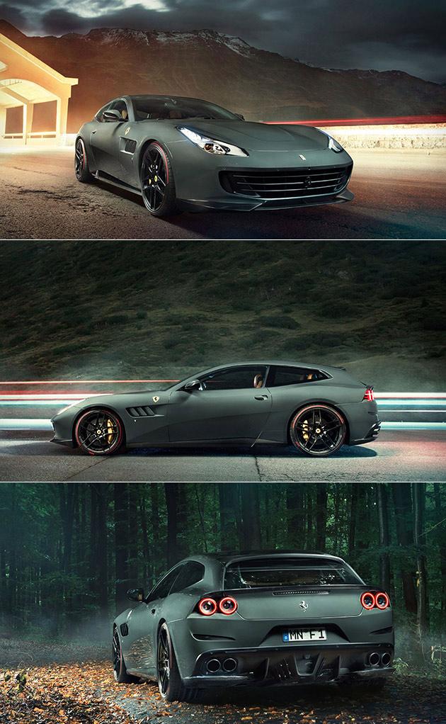 Novitec Ferrari GTC4 Lusso