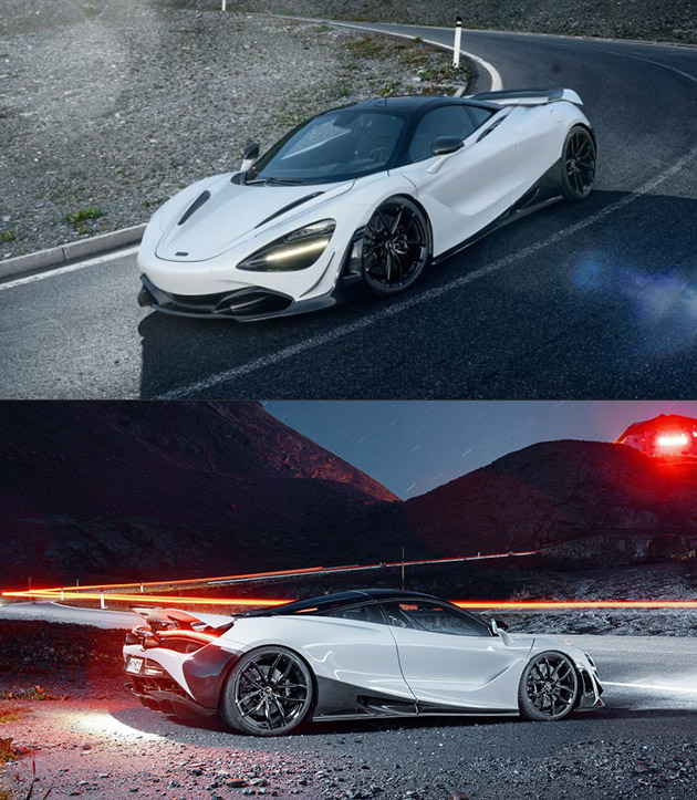 novitec mclaren 720s gets power boosted to nearly 800hp does 0 60