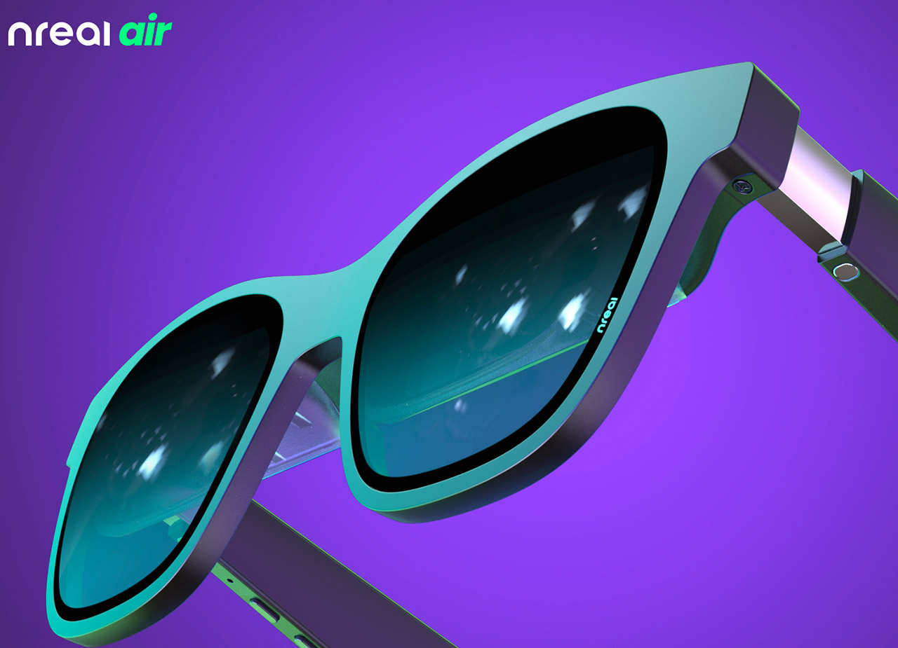 Nreal Air Augmented Reality Smartglasses