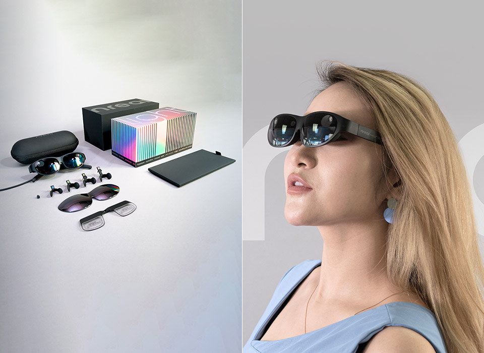 Nreal Light Augmented Reality Glasses