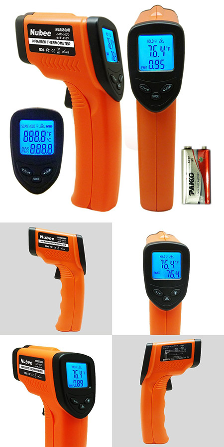 Nubee Non-Contact IR Thermometer
