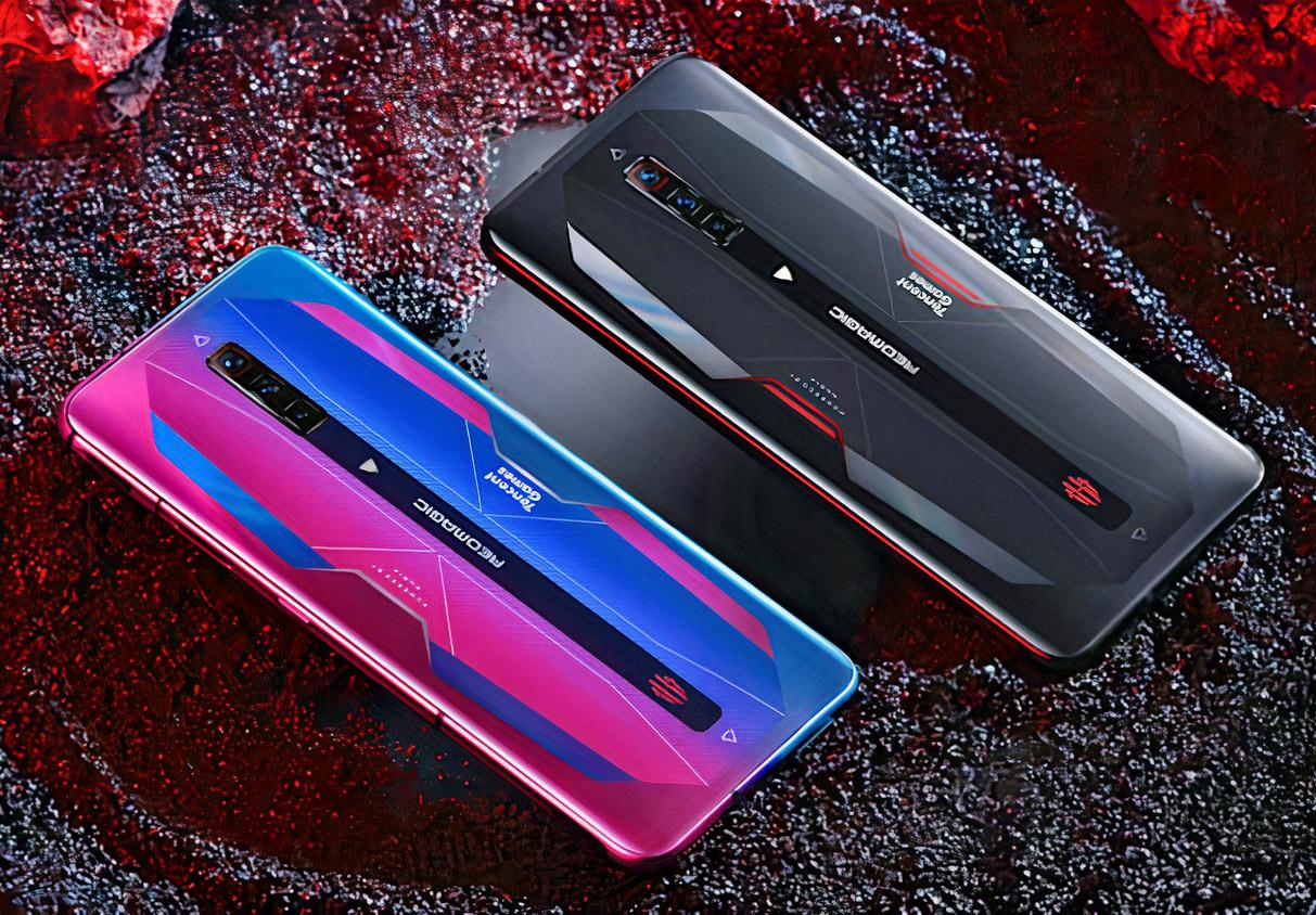 Nubia Red Magic 6 Gaming Smartphone