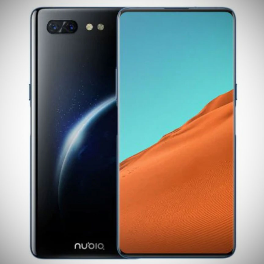 Nubia X Dual-Screen Smartphone Hands-On