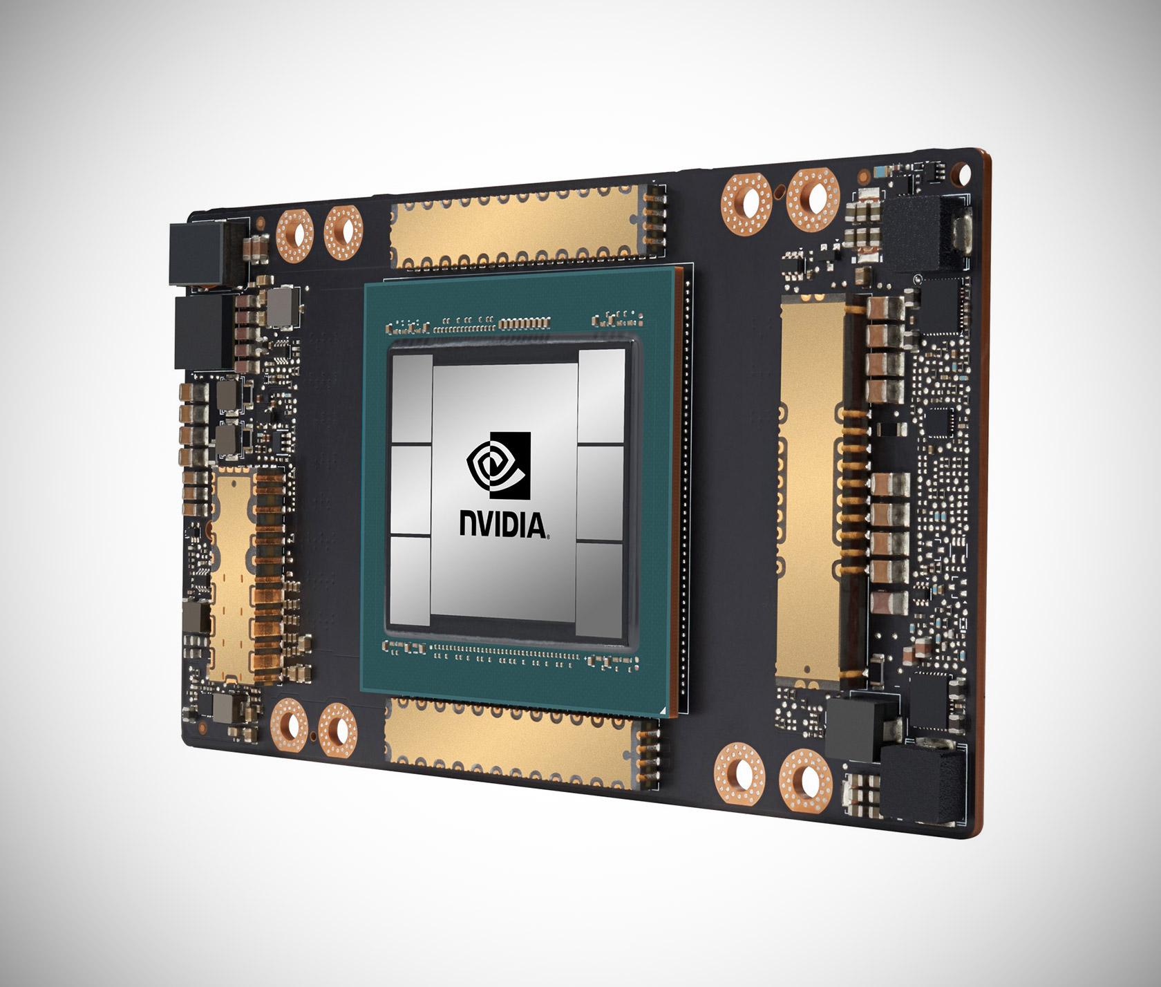 NVIDIA DGX A100 GPU