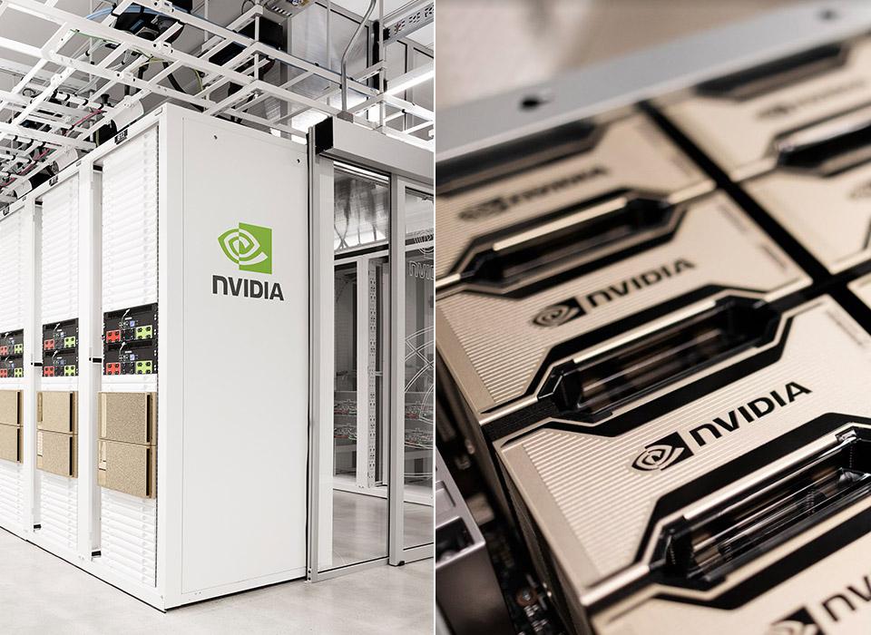 NVIDIA Cambridge-1 UK Most Powerful Supercomputer