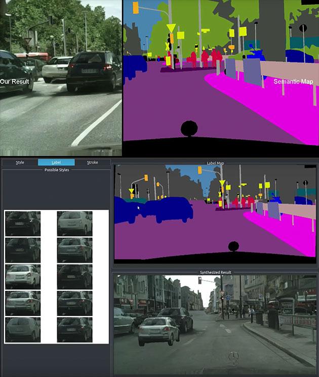 NVIDIA Deep Learning Photos