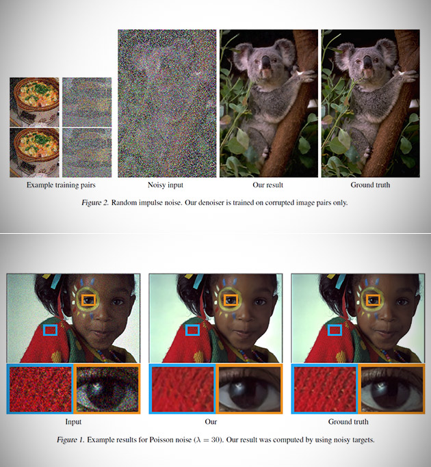 NVIDIA Image Restoration AI