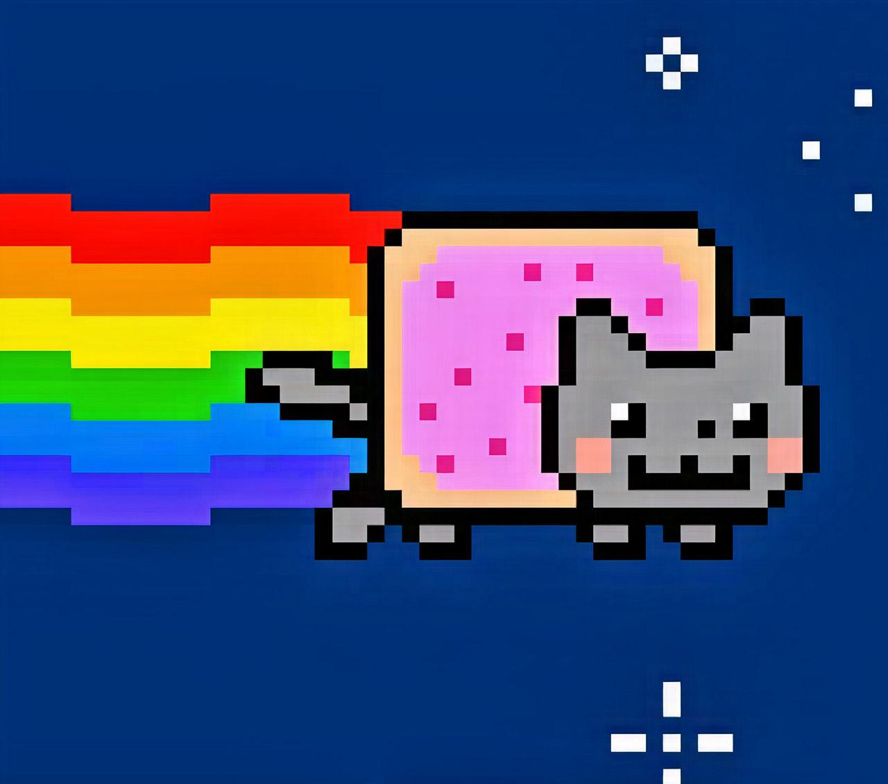 Nyan Cat NFT Auction