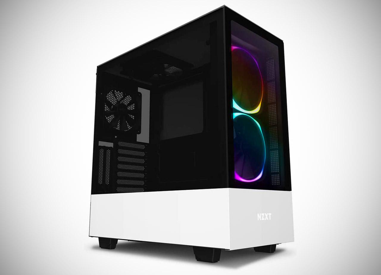 NZXT H510 Elite Premium PC Case