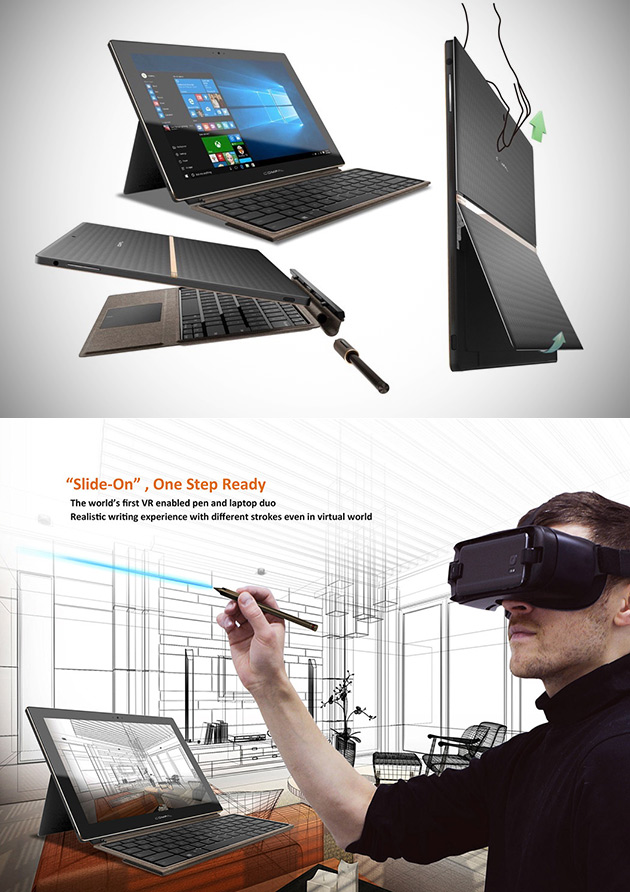 O-Pen Laptop