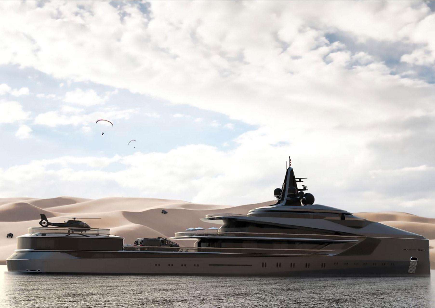 Oceanco Esquel Superyacht