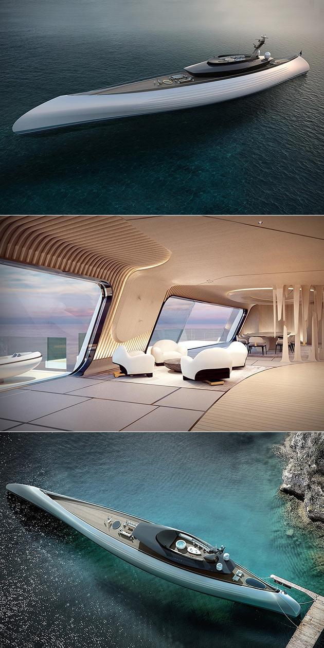 Oceanco Tuhura Superyacht