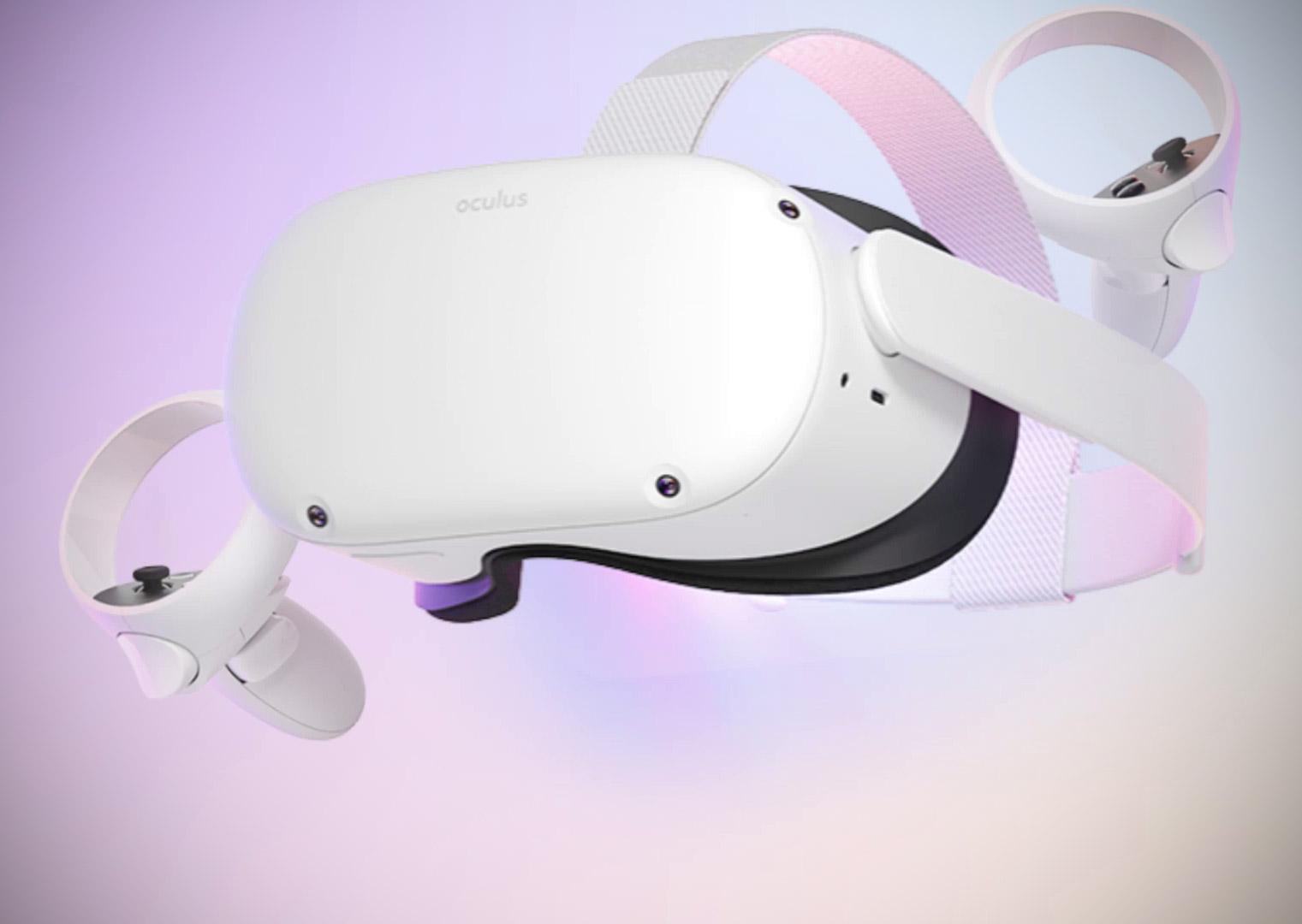 Oculus Quest 2 VR Leak